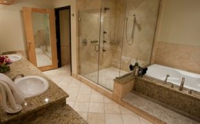 Executive Jacuzzi Suite - Mirabeau Park Hotel - Spokane Valley, WA